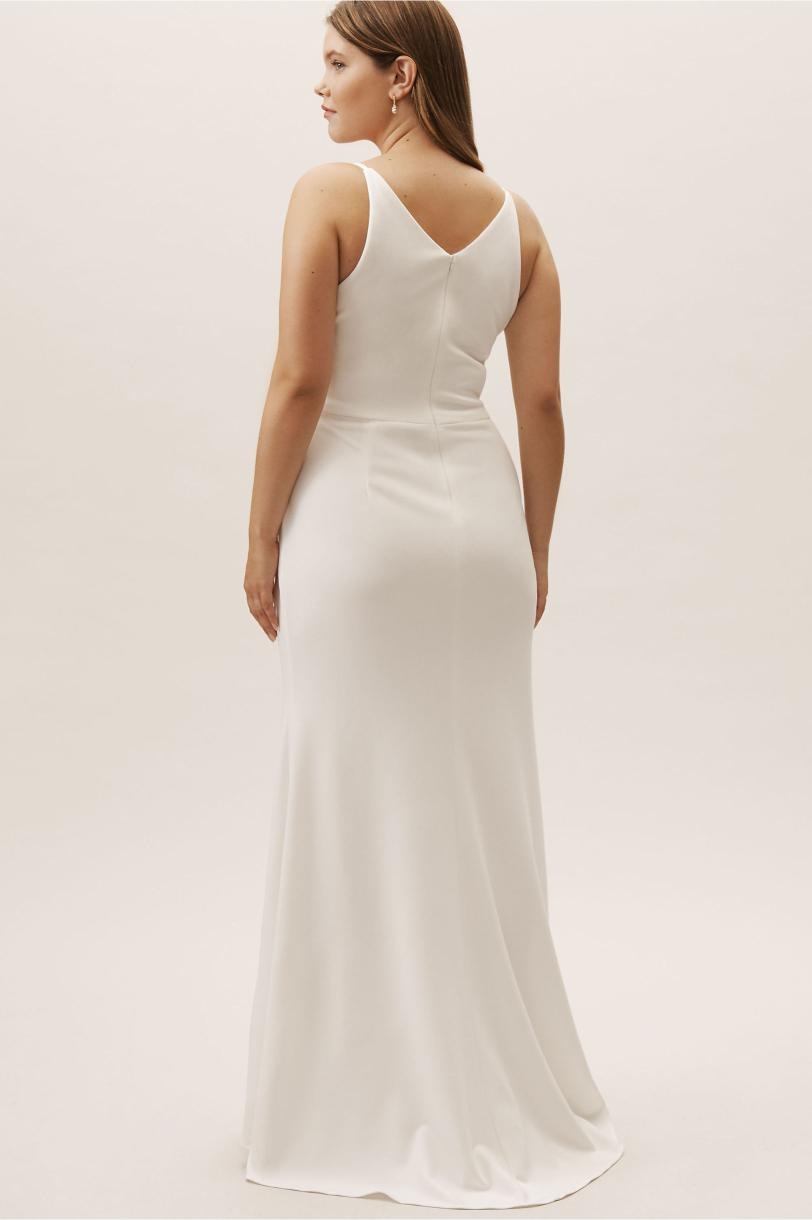 BHLDN Jones Dress 198 USD vedere spate
