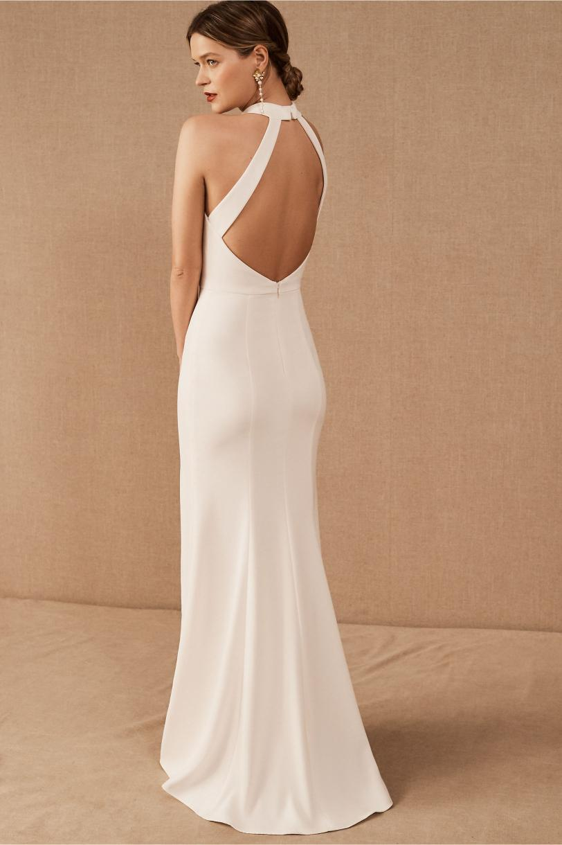 BHLDN Montreal Dress 220 USD vedere spate