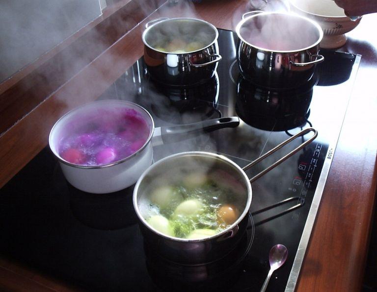 abilitățile de bucătăreasă ale miresei